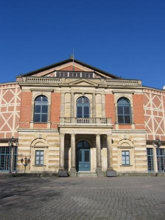 Wagner festival hall